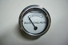 68445 70206959 OIL PRESSURE GAUGE for Allis-Chalmers Tractor B C CA G WC WD WD45