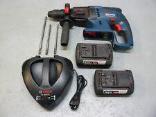 Bosch 36 Volt SDS-plus Akku-Bohrhammer *GBH 36 VF-Li* mit 2 Li-ion Akkus 4.0 Ah
