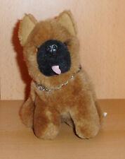Plüsch Hund Kommissar Rex Schäferhund von Sat 1 * Stofftier