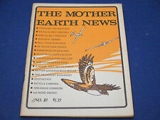 The Mother Earth News, July 1971, A Natural High, Control of Insect Pests, Ads