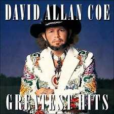 DAVID ALLAN COE : GREATEST HITS (CD) sealed