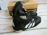 Youth Boys *RARE* NEW OLD STOCK NOS Adidas Tyrint Junior Wrestling Shoes 665364