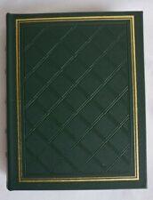 Einsteckalben, 200 Bilder, 10x15, Lederalben, Fotoalben, Fotoalbum,Rot,Grün,Weiß
