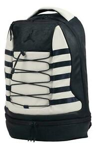 Nike Air Jordan 10 Retro Backpack Bag One Size (Obsidian/White) 9A0037-695 Navy