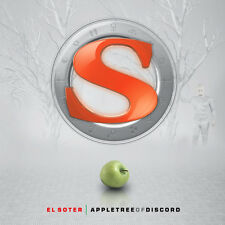 El Soter - Appletree of Discord, rock, experimental, metal, electronica, CD+DVD