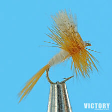 Light Cahill Dry Premium Fly Fishing Flies - One Dozen - Sizes Available*