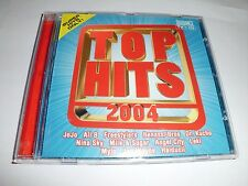 Tophits 2004  CD  nicht OVP