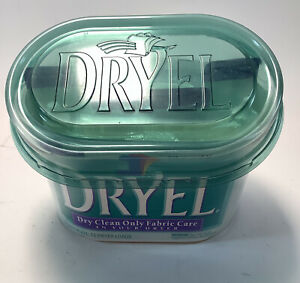 Dryel Starter Kit 12 Dryer Loads for up to 48 Garments Open but Sealed