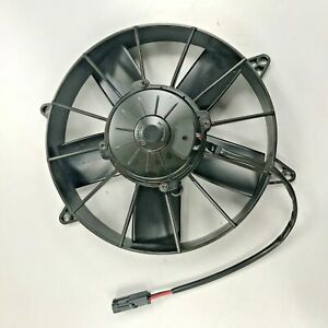 "High Performance SPAL FAN 10"" 12volt Puller cfm 1100"