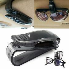 Car Sun Glasses Holder Sunglasses Sun Visor Clip Holding Eye Glasses Universal