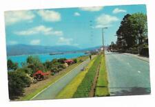 Vintage United Kingdom Chrome Postcard The Esplanade Fort William