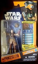 Star Wars Saga Legends Princess Leia in Boushh Disguise - New