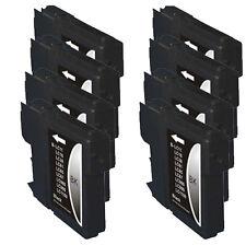 8 Tintas NEGRO compatibles NONOEM LC980 MFC-250C MFC250C MFC 250C LC1100