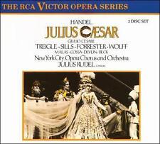 Handel: Julius Caesar, Beverly Sills, Rudel  (Oct-1990, 2 Discs)