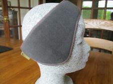 Fleecy reversible ski headband/ear warmers - grey/mink
