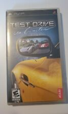 Test Drive Unlimited (Sony PSP, 2007) Sealed New! Mint condition! /CJ