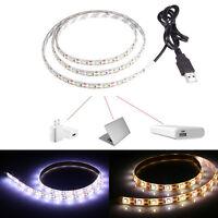 USB LED Strip Light 50CM 1M 2M 3M 4M SMD 2835 DC 5V Waterproof  Flexible Strip