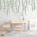 Pvc Tropical Leaves Wall Stickers Decal Nursery Green Plant Art Mural Home Decor