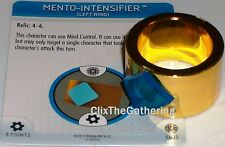 MENTO-INTENSIFIER S005 The Invincible Iron Man Marvel Heroclix object/relic