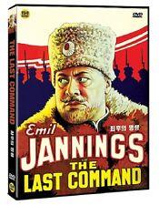 The Last Command (1928, Josef von Sternberg) DVD NEW