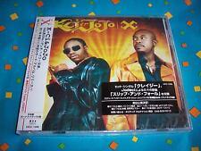 K-Ci & Jo Jo-X  CD Japanese Import OBI Strip 2000 NEW
