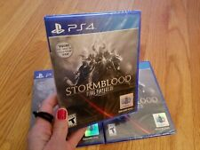 Final Fantasy XIV: Stormblood Expansion Pack (Sony PlayStation 4, PS4 2017)