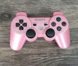 Original Dualshock 3 OEM Playstation 3 Wireless Pink Controller PS3 Genuine