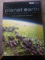 Planet Earth - The Complete Collection (DVD, 2007, 5-Disc Set) (mg)