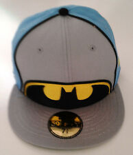 New Era 59Fifty Batman Big/Under Logo Fitted Hat-New Old Stock - 7 5/8  - 2009