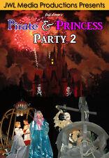 Walt Disney World DVD Pirate & Princess Party Vol 2 Enchanted Adventures Parade
