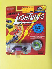 1/64 JOHNNY LIGHTNING-CLASSIC 32 ROADS - LIMITED (#02937) SERIES (A) Silver coin