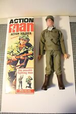 Limited Edition Action Man Re-Issue 2006 Rare Blond Painted Hair. Mint Condition
