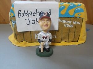 RON KITTLE SCHAUMBURG FLYERS BOBBLEHEAD NO OG PACKAGING WHITE SOX **SEE PICS**