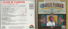 """'95 CD - CHARLIE PARKER JAZZ AT THE PHILHARMONIC """"1946"""" - IMMORTAL CONCERTS"""