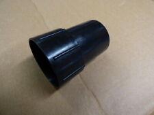 More details for 2 x plastiflex vacuum hose cuff black 2