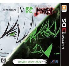 Shin Megami Tensei IV  NINTENDO 3DS JAPANESE VERSION JAPANESE SYSTEM ONLY !
