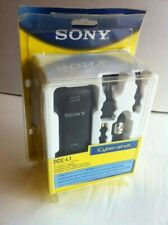 Original Sony DCC-L1 Cyber-shot Car Battery Adapter