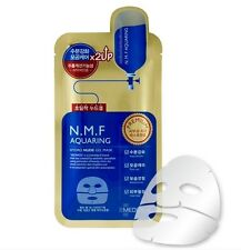 1 PCS Mediheal NMF Aquaring Hydro NUDE Gel Face Mask Moisturise Facial Skin Care