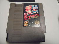 Super Mario Bros. Nintendo NES Cartridge Tested Working Free Shipping
