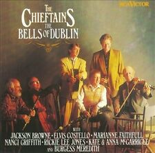 THE CHIEFTAINS - THE BELLS OF DUBLIN NEW CD