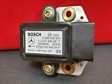 Mercedes E Class W210 Yaw Rate Esp Sensor 0265005230 Q04  0015404517 0005422481