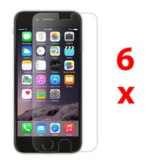 6X HD Clear Screen Protector Shield Saver Guard For Apple iPhone 6 4.7""