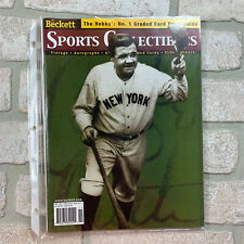 Beckett Sports Collectibles Magazine Nov 1999 Babe Ruth Yankees Issue #103
