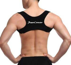 Rückenhalter Sport Rückenbandage Geradehalter Haltungskorrektor Stabilisator