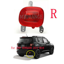 For JEEP RENEGADE 2015 16-2018 Rear Right Side Bumper Reflector Lamp Tail Light