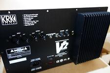 KRK 120/230Vac V12S 200W Replacement Pro Audio Sub Woofer Plate Amplifier