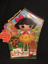 NIB LALALOOPSY DOLL SNOWY FAIREST FULL SIZE NEVER OPENED GREAT FOR GIFT