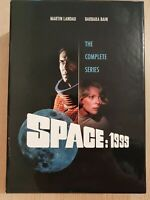 Space 1999 The Complete Series DVD Region 1 NTSC Sci Fi Space Moon