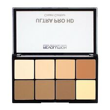 Makeup Revolution HD Pro Cream Contour Palette 20g Light Medium