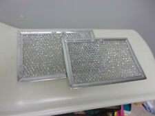 2 New Frigidaire Microwave Oven Grease Filters 5304509444
